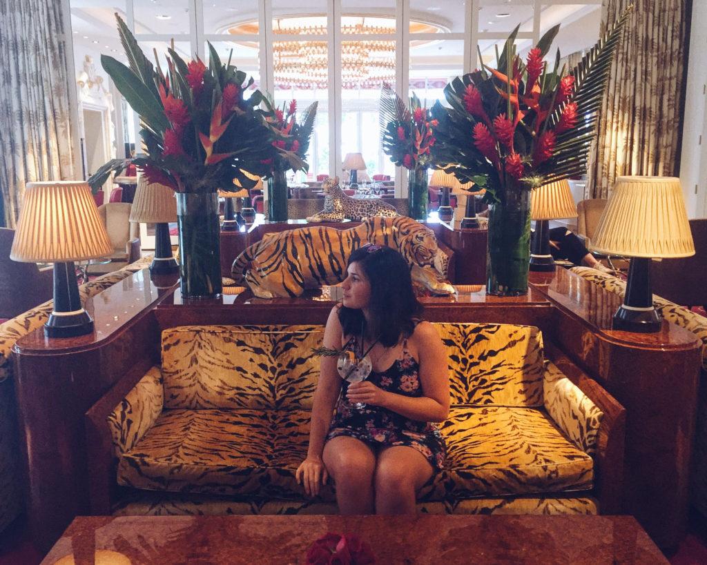 faena, faena bar, leopard, saxony hotel