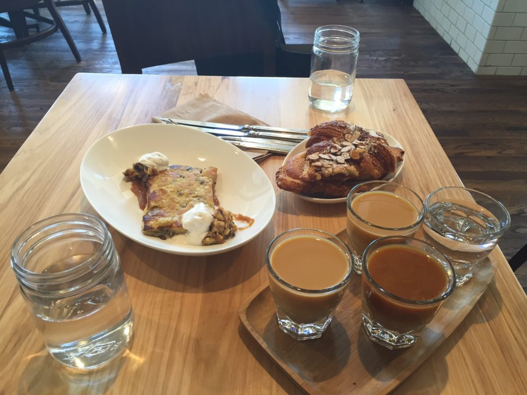 mercantile denver, union station denver, coffee flight denver, denver