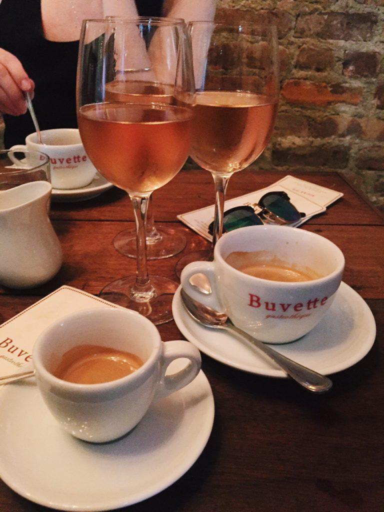 buvette, buvette rose, buvette espresso