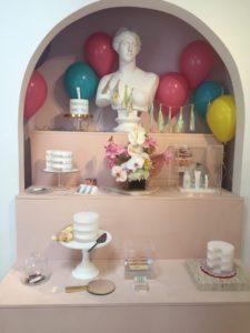 glossier showroom, glossier new york