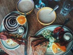 la note breakfast, la note in berkeley