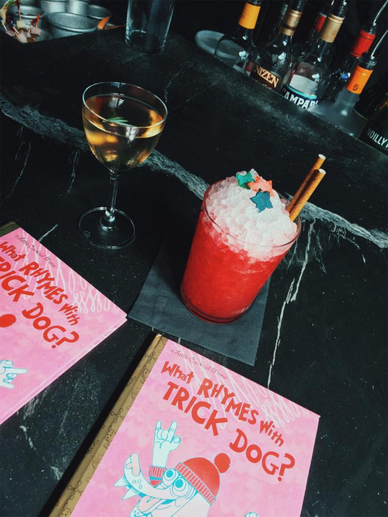 trick dog cocktails