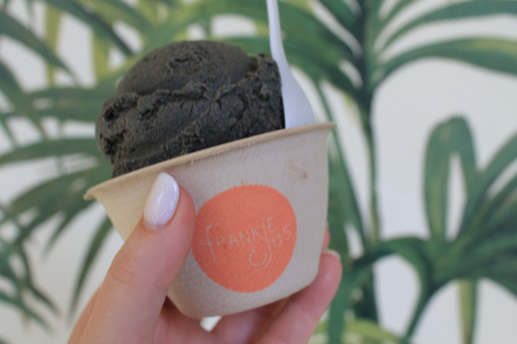 frankie and jo's seattle vegan plant based ice cream review