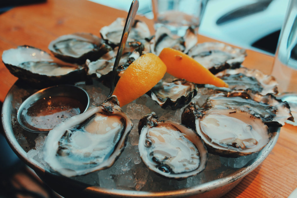taylor shellfish farms Seattle review