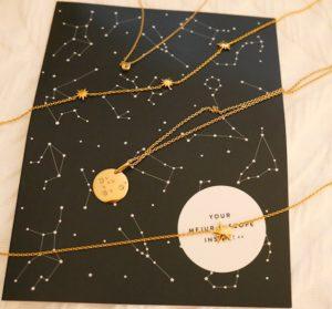 mejuri, mejuri stella, mejuri solid gold review, mejuri necklace review