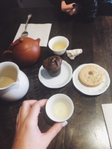 review of te company west village new york