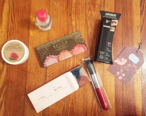 lucky bag, beautylish lucky bag, 2017 beautylish lucky bag, charlotte tilbury filmstar, bioderma, becca cosmetics, it mascara