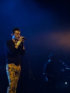 harry styles at the roxy, harry styles in atlanta, review of harry styles pit experience