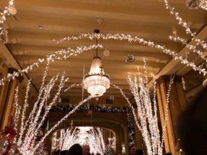 roosevelt hotel christmas lights