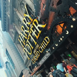 review of harry potter and the cursed child