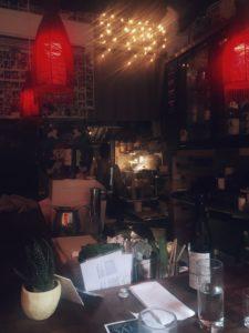 sake bar satsko review